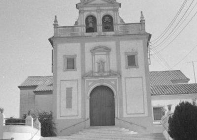 Fachada Iglesia de Cardeña