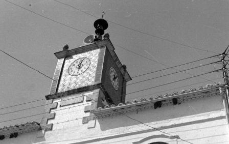 Torre del Reloj de Cardeña