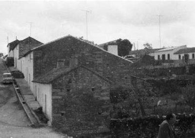 Calle Españares de Venta del Charco