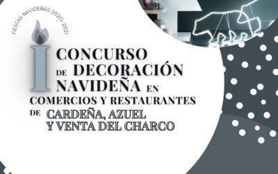 I CONCURSO DE DECORACIÓN NAVIDEÑA DE COMERCIOS Y RESTAURANTES